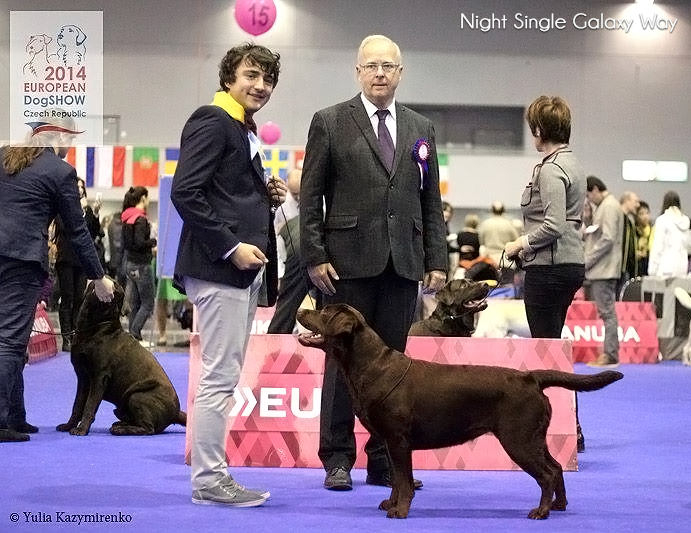 Euro Dog Show 2014